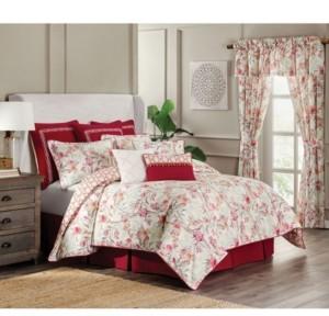 Rose Tree Islamorada 4 Piece Comforter Set, King Bedding
