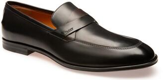 Bally Welney Leather Loafer