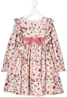 Patachou floral print dress