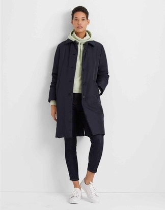 Club Monaco Padded Overcoat