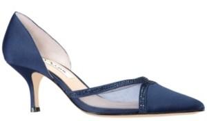 Nina Blythe Double D'Orsaay Pumps Women's Shoes