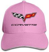 Top Bee Corvette Unisex Sandwich Baseball Caps