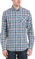 Ben Sherman Tartan Gingham Woven Shirt