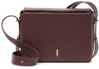 THACKER Hope Leather Crossbody Bag