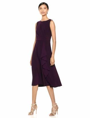 Chaps Women's Shirred Jersey Dress