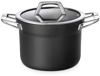 Zwilling J.A. Henckels Motion 4-Quart Aluminum Hard Anodized Non-Stick Soup Pot