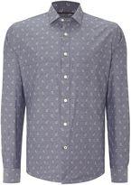 Dockers Printed Dobby Shirt
