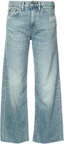 Simon Miller wide leg cropped jeans