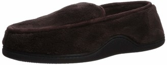 Isotoner Men's Microterry Slip On Slippers