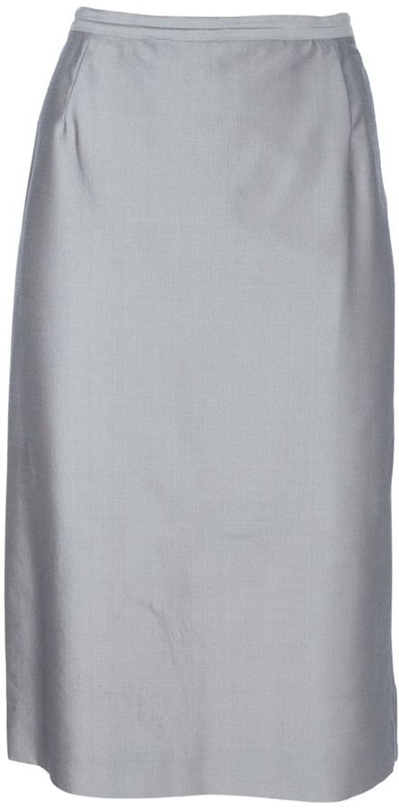 Gianfranco Ferre Studio Vintage Silk skirt