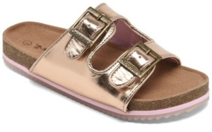 BearPaw Little Girls Brooklyn Casual Sandals from Finish Line