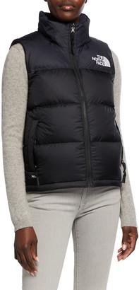 The North Face Packable 1996 Retro Nuptse Vest