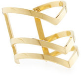 Jennifer Zeuner Jewelry Triple-Stacked Odette Space Ring