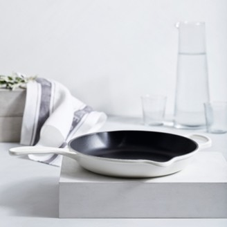 The White Company Le Creuset Skillet, White, One Size