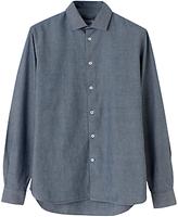 Jigsaw Selvedge Chambray Slim Shirt, Chambray