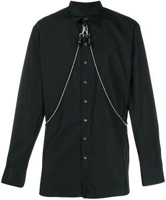 DSQUARED2 Chain Detail Shirt