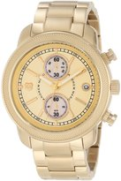 Andrew Marc Women's AM40015 Classic Chronograph Coin Bezel Watch