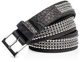 Zadig & Voltaire Ayla Leather Belt
