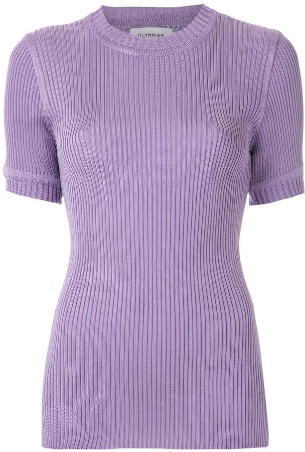Olympiah Margose knit blouse