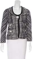 Marc Jacobs Wool Plaid Jacket