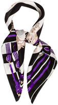 Hermes 70cm Silk Scarf