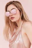 Urban Outfitters Simone Metal Aviator Sunglasses
