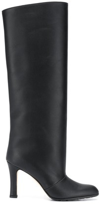 Manolo Blahnik 90mm Knee Length Boots