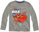 Disney Pixar Boys Disney Cars Long Sleeved T Shirt New Kids Lightening McQueen Top