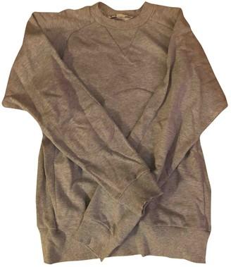 Y-3 Y 3 Grey Cotton Top for Women
