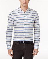 Tommy Hilfiger Men's Crayon Striped Shirt
