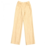 Valentino Wide, linen trousers