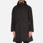 Maharishi Mahatec Parka Jacket Black