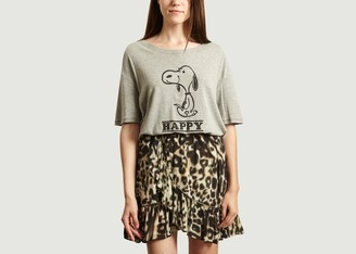 Swildens Chelsea Snoopy Printed T Shirt - XS