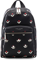 Marc Jacobs Embellished Tulip Leather Backpack