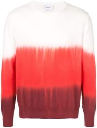 Ports V ombré sweatshirt