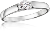 Forzieri 0.24 ctw Diamond Solitaire Ring
