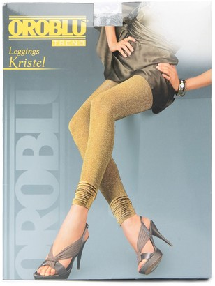 Oroblu Kristel Metallic Leggings
