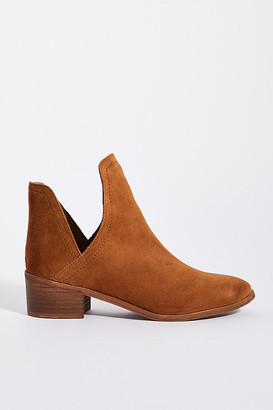 Matisse Pronto Side-Cut Ankle Boots By in Brown Size 6