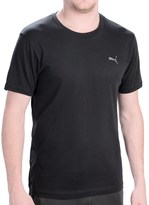 Puma Basic T-Shirt - Short Sleeve (For Men)