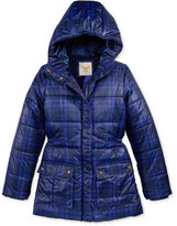 Tommy Hilfiger Printed Hooded Puffer Jacket, Big Girls (7-16)