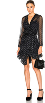 Zimmermann Adorn Ruffle Wrap Dress