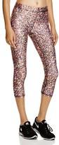 Zara Terez Glitter Capri Leggings