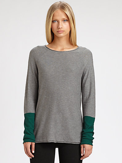 Alexander Wang Colorblock Sweater