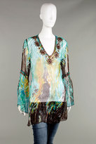 Kay Celine Embellished tunic