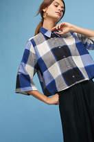 Mara Hoffman Checkered Shirt