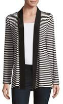 IMNYC Isaac Mizrahi Fly Away Long Sleeve Cardigan