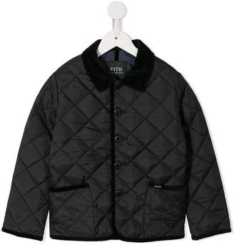 Fith short quilted jacket
