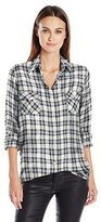 BB Dakota Women's Hardwood Plaid Flannel