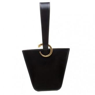 Cartier Panthere Black Suede Handbags