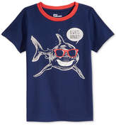 Epic Threads Shark-Print T-Shirt, Toddler Boys, Created for Macy's